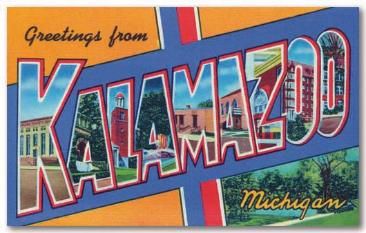 Portage Printing: Souvenir Postcards!